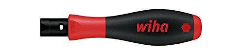Wiha TorqueVario-S Drehmoment-Schraubendreher / Präziser Drehmomentschlüssel für 4 mm Klinge / 0,4 - 1,0 Nm für kontrolliertes Verschrauben in großem Anwendungsbereich, stufenlos einstellbar, hörbares Klicksignal beim erreichen des Drehmomentwerts