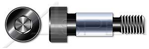 5 8 X 2 1 HEX Socket Max 75% New sales OFF Treated Heat Screws Plain Alloy Shoulder
