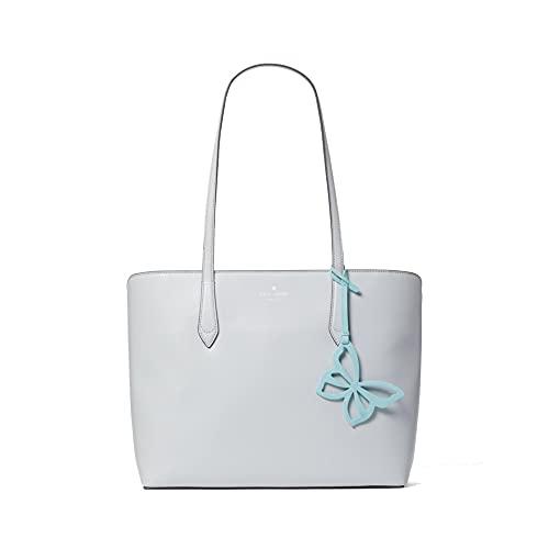 Kate Spade Marlee Leather Tote Bag Purse Handbag (Moon Light)