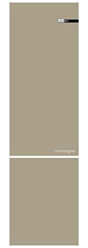 Bosch KSZ1BVK00 - Accessorio per combinazioni di frigorifero VarioStyle/porta frontale sostituibile/colore: Champagne