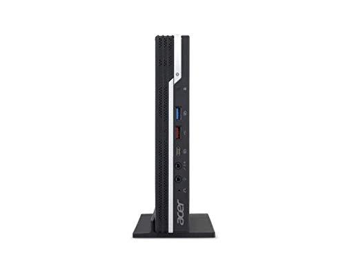 ACER B4B Veriton N Serie N4660G IntelCore i5-9400T 8GB RAM 256GB SSD UHD-Grafik 630 W10P64 schwarz