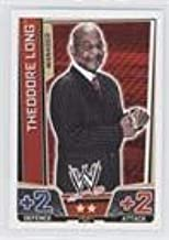 Theodore Long (Trading Card) 2013 Topps WWE Slam Attax Superstars - [Base] #142