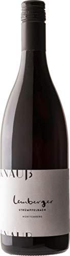 Weingut Knauß - Lemberger trocken Strümpfelbach 0,75 l 12,5 % vol. Rotwein