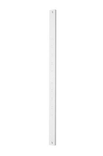 Fix-A-Jamb Door Jamb Security Reinforcement and Frame Repair Kit for Exteriors – White