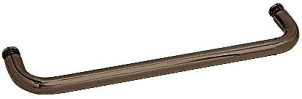 CRL 24 油擦青铜 BM 系列单面毛巾杆无金属垫圈