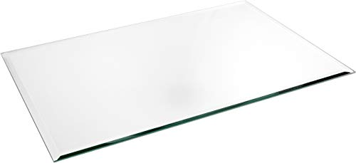 Plymor Rectangle 5mm Beveled Glass Mirror, 12 inch x 18 -