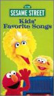 Sesame Street - Kids' Favorite Songs [VHS]