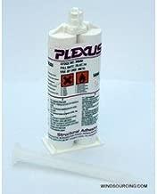 Plexus MA300 All Purpose High Strength 5-minute MMA Adhesive 50ml/1.7oz cartridge (30500)