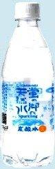 株式会社 友桝飲料 天然水の炭酸水 蛍の郷の天然水スパークリング 500ml/24本 ペットボトル お届けまで10日ほどかかります ケース重量:約14.7kg