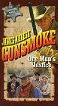 Gunsmoke:One Man's Justice [VHS]