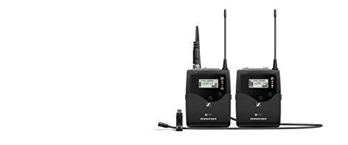 Sennheiser draadloze microfoon-lavalierset (EW 512P G4) EW512PG4-GBW