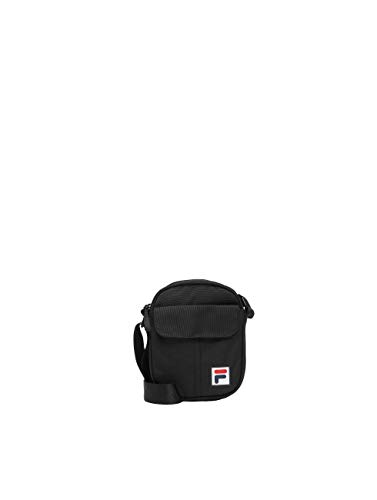 Fila Citybag PUSHER BAG MILAN 685046 002 Schwarz Black, Size:ONE SIZE