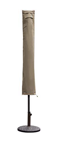 Sekey® Schutzhülle für Ø 300 cm Sonnenschirm, Abdeckhauben für Sonnenschirm