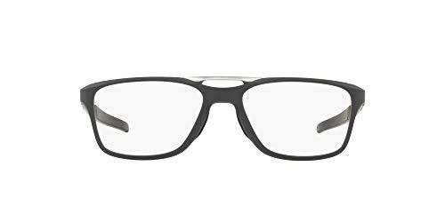 Oakley 0OX8113 Monturas de gafas, Satin Pavement, 53 para Hombre