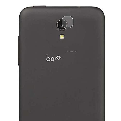 Vaxson 2 Stück Schutzfolie, kompatibel mit Alcatel Alcatel One Touch Pop Star LTE A845L Kamera TPU Folie Rückseitige Kameraobjektiv [nicht Panzerglas Bildschirmschutzfolie Hülle Hülle ]