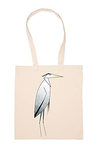 Gunmant Garza Patrón Papper Bolsa De Compras Beige Durable Reutilizable Eco Friendly Reusable Shopping Bag
