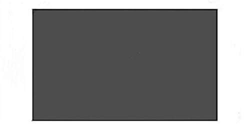 Pantallas De Proyección De Marco Fijo De Bisel Delgado 16: 9 con Tela Pet + Pantalla Alr para Proyector De Alcance Ultracorto (Tamaño: 120 Pulgadas)