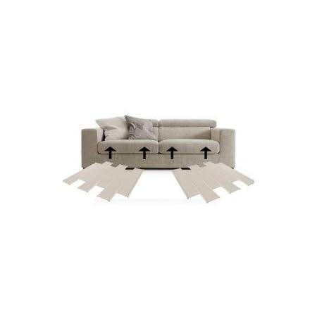 Set 6 tablones reparacion flacidez sofas sillones camas para un máximo confort