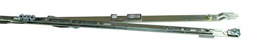 SI Siegenia Fenster Schere 7 Gr.55 FFB 1031-1260 (1125mm) incl. SN-TEC Montagematerial