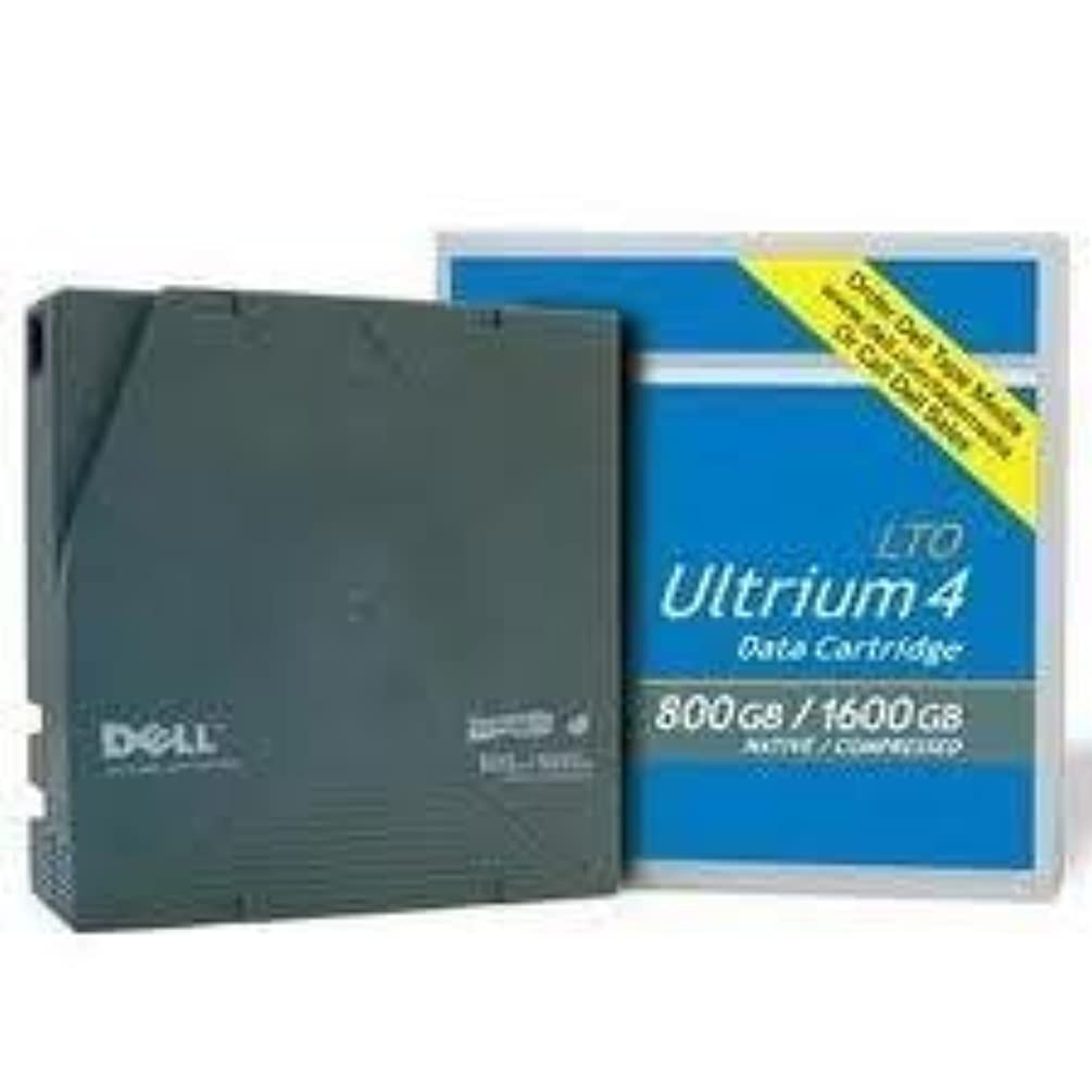 Dell XW259 LTO-4Ultrium-4 800GB/1.6TB Data Cartridge Tape