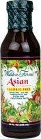 Walden Farms Calorie Free Dressing Asian -- 12 fl oz