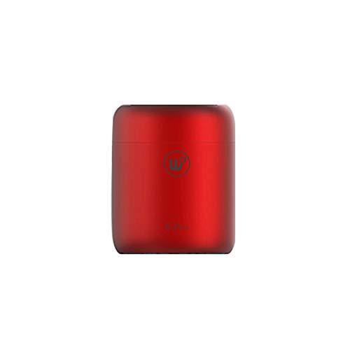 SLTZ Generador desinfectante para el hogar Desinfección Hecha a sí Misma Máquina para Hacer líquidos Máquina portátil de desinfección con jabón de Manos Generador de Agua esterilizante,Rojo