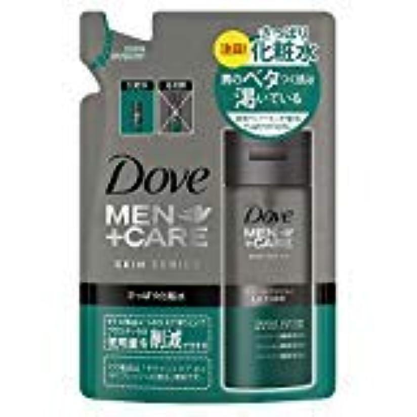 ダヴメン+ケア オイルリフレッシュ 化粧水 つめかえ用130ml×24点