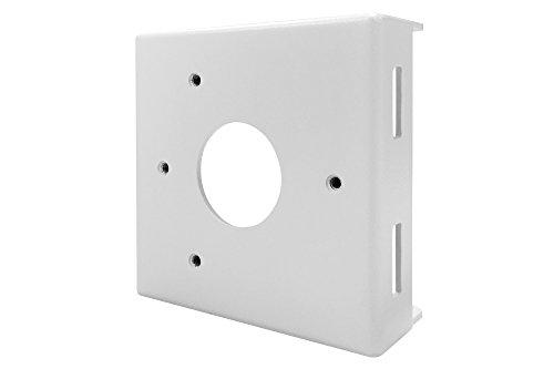 DIGITUS Professional Kamera-Eckhalterung für Netzwerk-Kamera DN-16084-1, Weiß