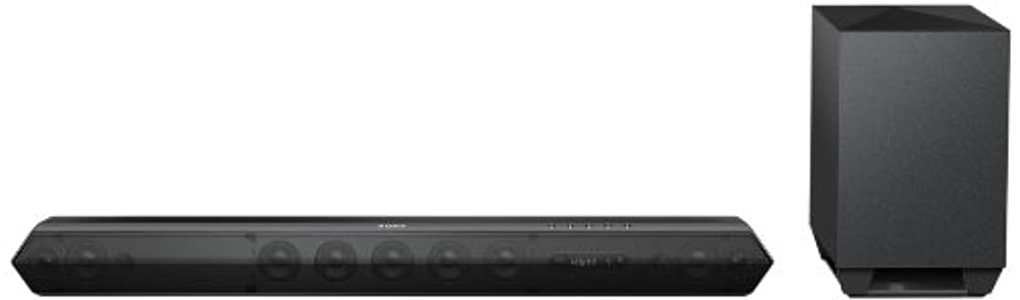 Sony HTST7 HD Sound Bar with Wireless Subwoofer