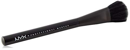 NYX Professional Makeup Pro Brush Dual Fiber Powder - Puderpinsel für Rouge und Puder, zweifasriger Make-up Pinsel, makelloses Finish