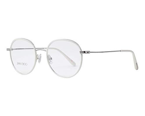 Jimmy Choo Brillengestelle JC152 Rund Brillengestelle 48, Pink