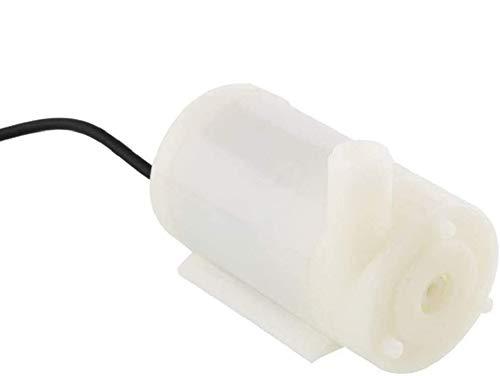 DollaTek 5Pcs DC 3~5 V Micro Ultra kleine größe praktische Aquarium DC wasserpumpe DIY Mini tauchpumpe