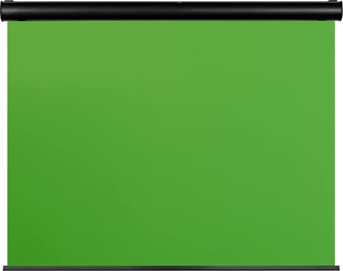 celexon Motor Chroma Key Green Screen 400 x 300 cm