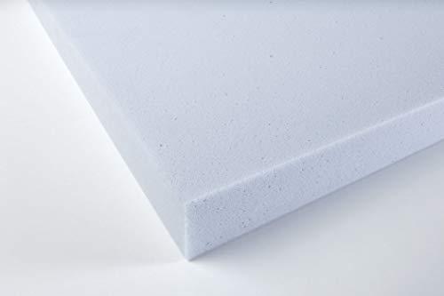 Akustikschaumstoff Basotect ® glatt - hellgrau 120x60x3 cm
