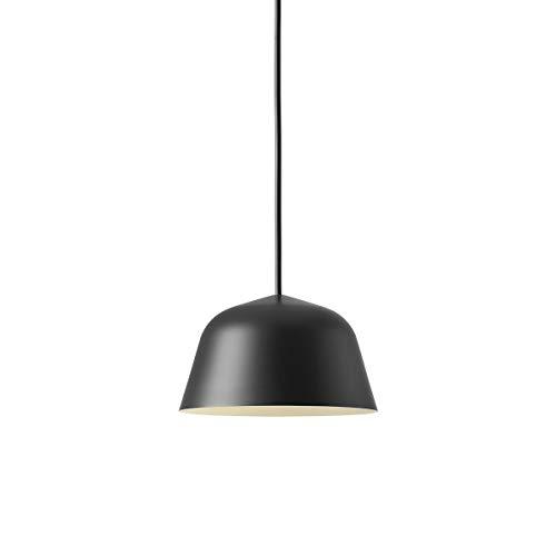 Muuto Ambit Pendant Lamp/Ø 16,5 cm Black [W]