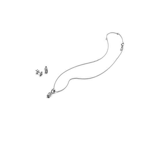 Pandora Damen-Schmuck-Sets 925 Sterlingsilber B801037