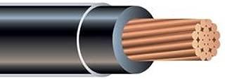 500FT 10 AWG THHN Stranded copper Building Wire 600V Black