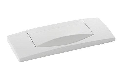 Geberit Betätigungsplatte Geberit 300T, für Download schaltbarer: weiß alpin (115.333.11.1)