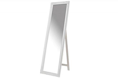 Casa Padrino Standspiegel 160 cm - Designer Spiegel - Weiss