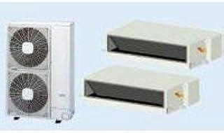 日立 スポットエアコン セパレート型 同時ツインタイプ セット SR-AP140ST×2・SR-AP280CT1 SRS-AP280STW2