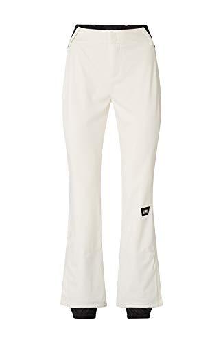O'Neill Damen Blessed Pants Snow, Powder White, M