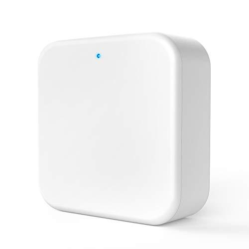 WiFi Gateway Bridging Hub Remote Control Smart Home Door Lock Work with TTLock Google Home Alexa Voice Control by Luston
