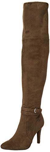 Rialto Women's Clea Army/Suedette Size 11 Over-The-Knee Boot