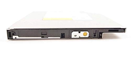 Aquamoon Trading New Genuine OEM Dell DVD/CD Rewritable Drive DVDRW 8x SATA 12.7 Tray 12.7mm Writer Burner AD-7717H GT60N DS-8A9SH DS-8A8SH DS-8ABSH SN-208