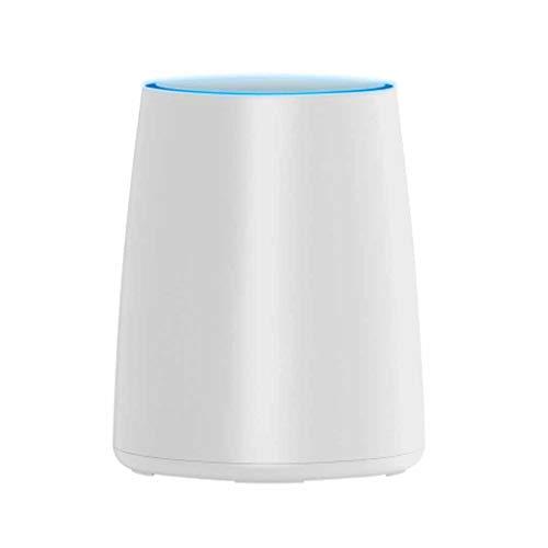 QPALZM WiFi Router Quad coreWiFi Sistema WiFi Mesh tribanda para Todo hogar,Router/Extensor WiFi, 300 m² de Cobertura, velocidades 3,5 Veces más rápidas, Tecnología OFDMA