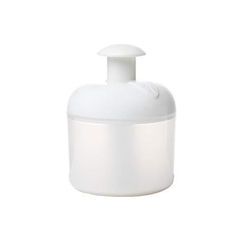 ExcLent Portable Facial Cleanser Bubbler Schaumbecher Duschgel Reinigungsshampoo Schaumbecher Flasche Face Clean Foamer Foam Maker - Weiß