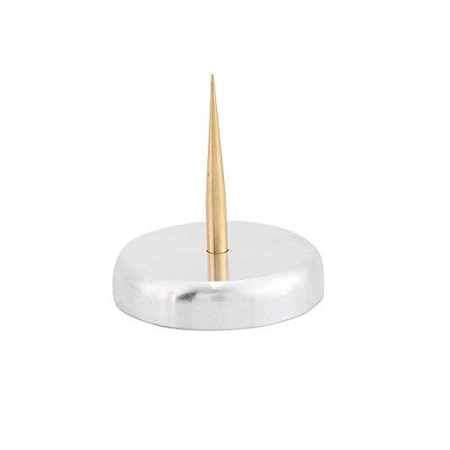 Soporte de balanza de reloj, bastante práctico infinitamente práctico herramienta de soporte de balanza de reloj duradera de metal premium, para sujetar el conjunto de balanzas