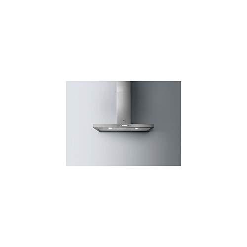 Turboair Digita IX/A/90 620 m³/h Monté au mur Acier inoxydable - Hottes (620 m³/h, Conduit/Recirculation, A, A, D, 67 dB)