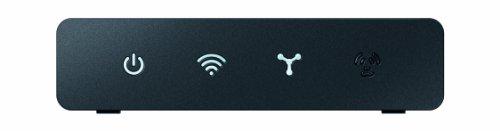 Samsung WAM250 Multiroom Streaming Hub (Wireless-LAN, Smartphone App Steuerung) schwarz