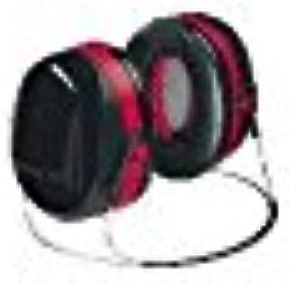 3M (Formerly Aearo) H10B Peltor Optime 105 Behind -The-Head Earmuffs with Liquid/Foam Earmuff Cushions, Plastic, 1